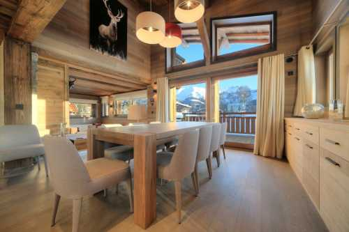 Chalet individuel MEGEVE  -  ref 130880 (picture 2)